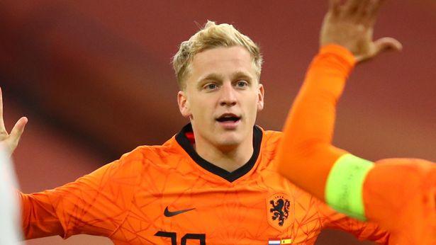Van de Beek has been warned a lack of football may harm his chances of Netherlands selection
